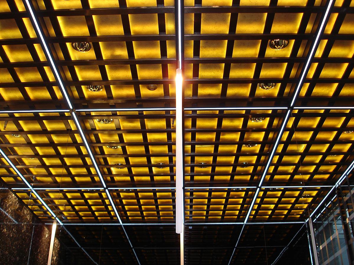 Lichtdecke von Brüll+Gruber