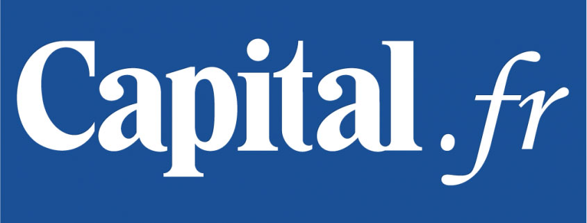 Logo capital.fr im Bericht über B+G