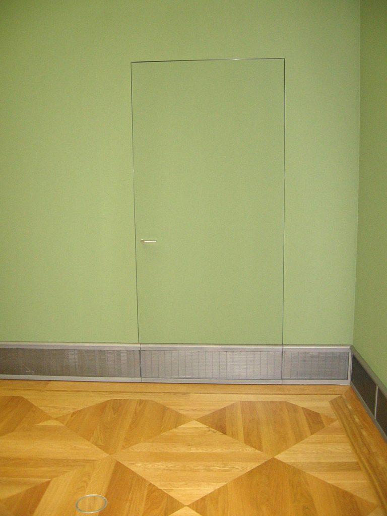 Individuelle Gitterverkleidungen für Quellluftauslässe Bode Museum